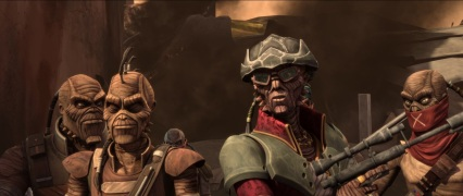 star wars the clone wars s5e1 revival hondo ohnaka pirates