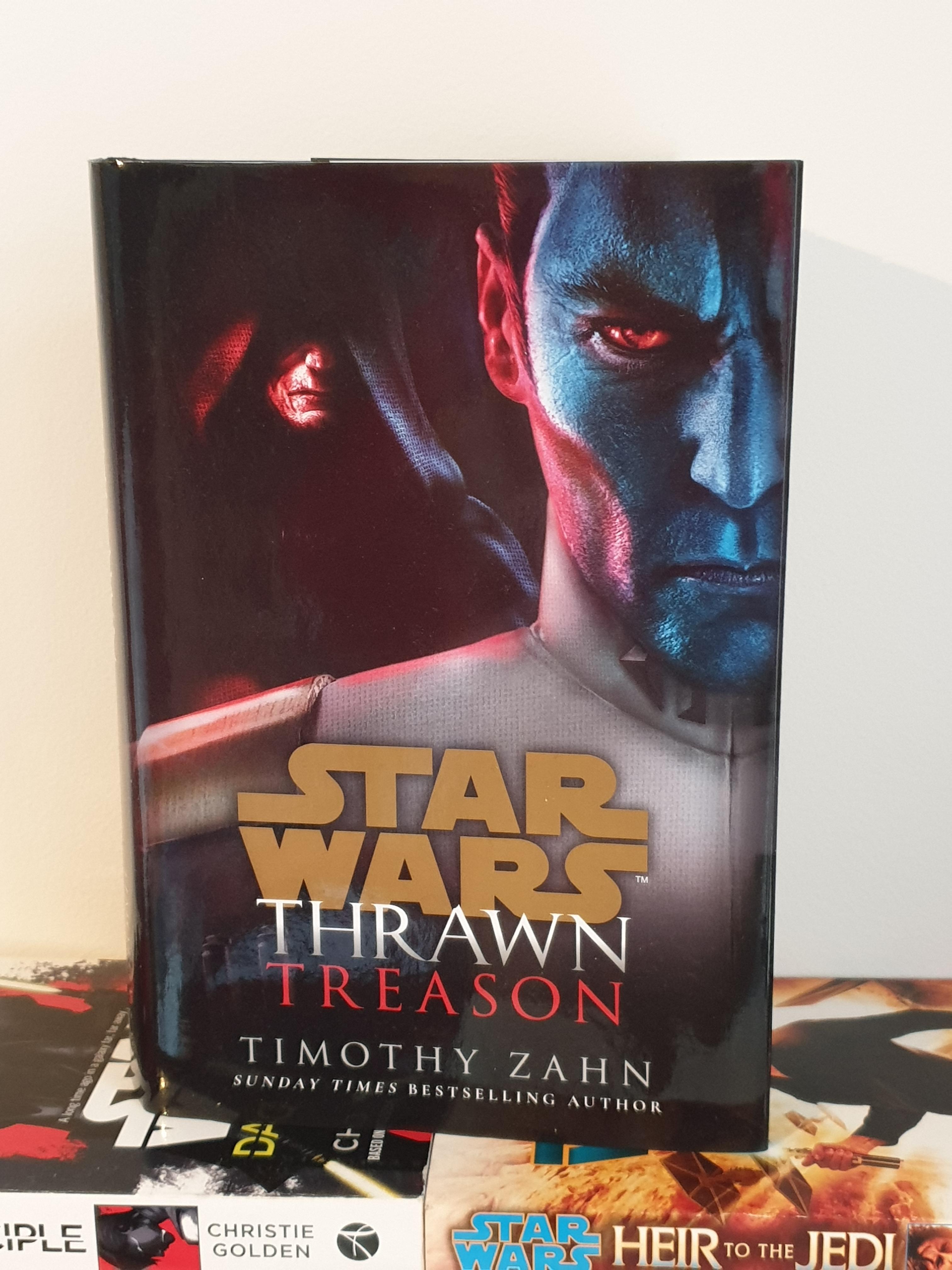 star wars books thrawn treason
