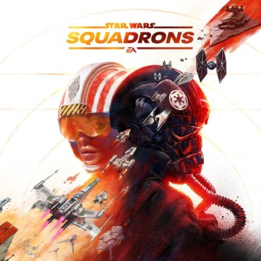 star wars squadrons video games