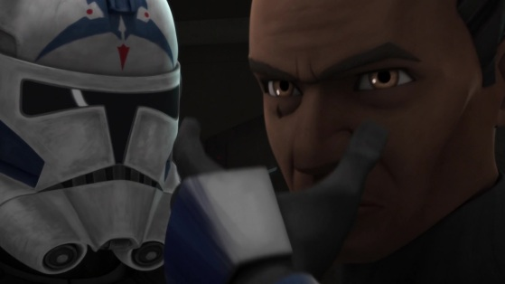 star wars the clone wars s6e1 the unknown fives tup