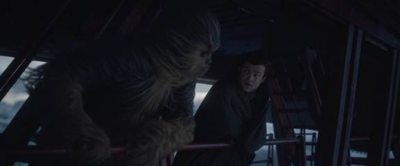 star wars solo a star wars story chewbacca han