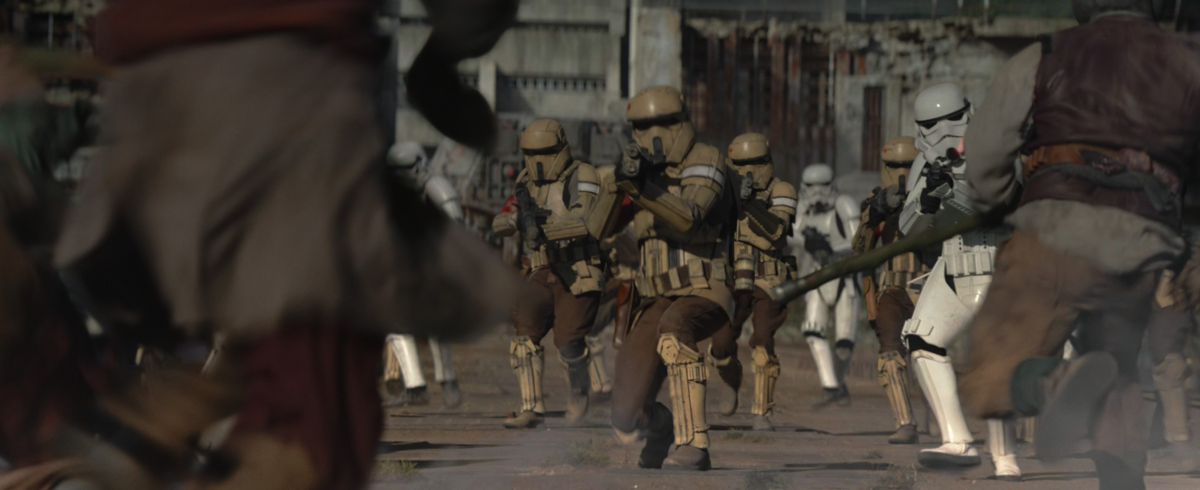 star wars series the mandalorian chapter 15 the believer stormtroopers shoretroopers