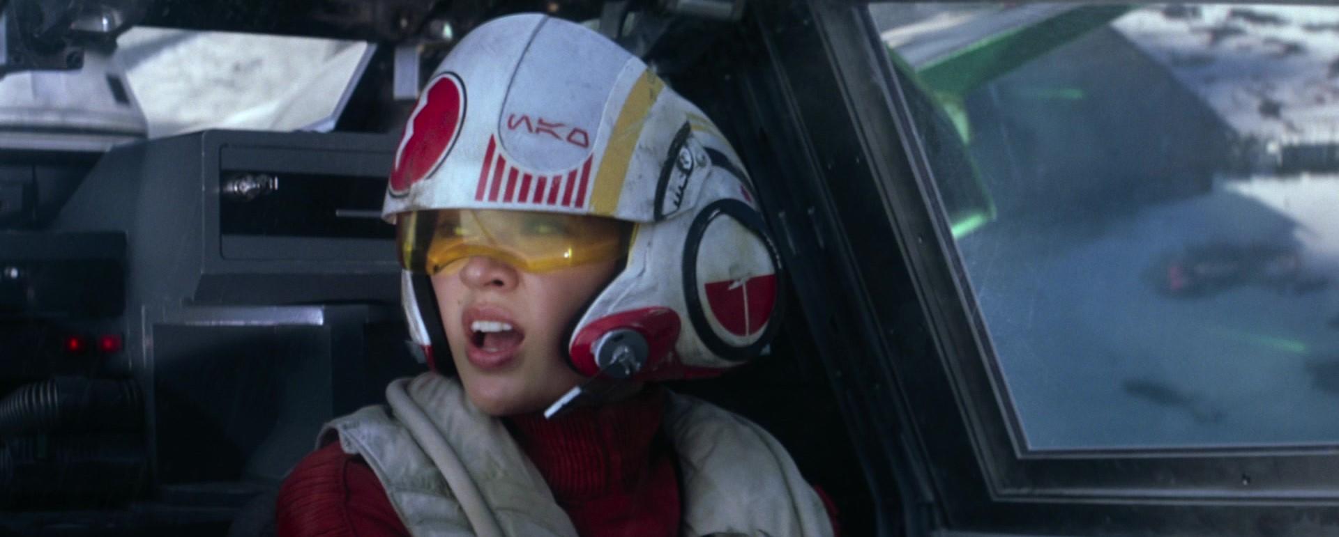 star wars the force awakens jessika pava battle of starkiller base