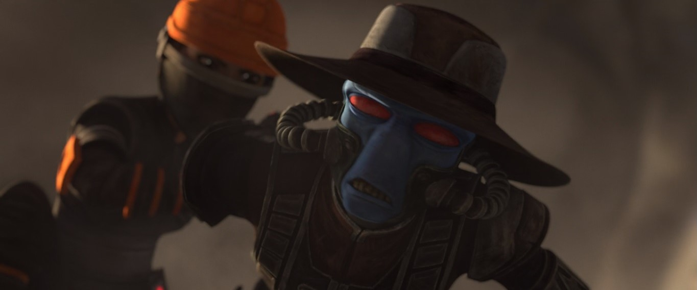 star wars series the bad batch s1e9 bounty lost cad bane fennec shand