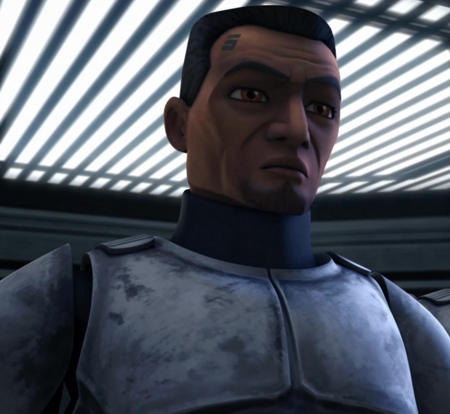 star wars series the clone wars s1e5 rookies fives hevy cody