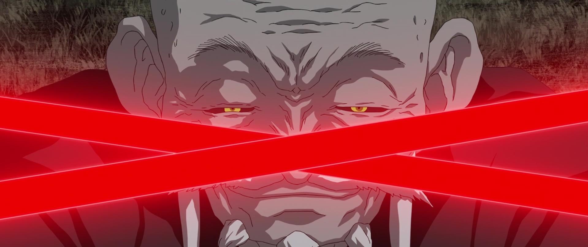 star wars visions the elder