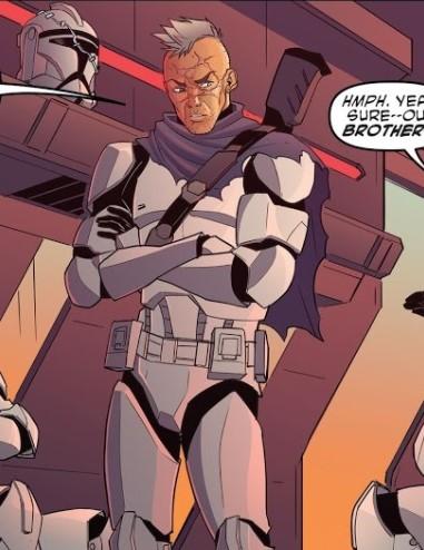 star wars comic Star Wars Adventures The Clone Wars Battle Tales 4 heater